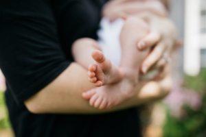 生後1ヶ月混合育児の体重増加の目安